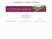 unterstockerhof.at Thumbnail