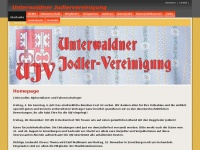 unterwaldner-jodler.ch Thumbnail