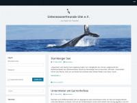 unterwasserfreunde-ulm.de Thumbnail