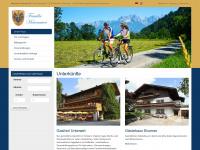 Unterwirt-maishofen.at