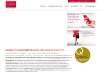 wax-in-the-city.com