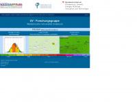uv-index.at Webseite Vorschau
