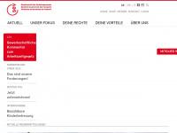 uv-rpv.ch Webseite Vorschau