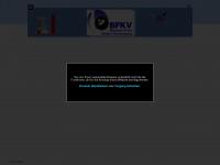 uvgr.ch Webseite Vorschau