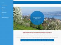 uvo.ch Webseite Vorschau