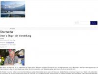 uvonet.de Webseite Vorschau