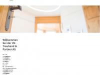 uvt.ch Webseite Vorschau
