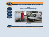 uzar-pf.de Webseite Vorschau