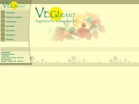 vegirant.at Webseite Vorschau
