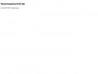 vereinszeitschrift.de Webseite Vorschau