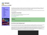 Bin-bash.de