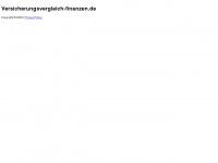 versicherungsvergleich-finanzen.de Webseite Vorschau