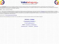 Volksbefragung.de