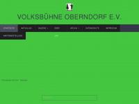 Volksbuehne-oberndorf.de