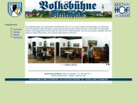 Volksbuehne-mettenheim.de