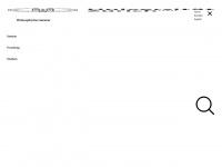 philosophie.uzh.ch Webseite Vorschau
