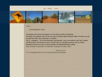 walkingwombats.de Webseite Vorschau