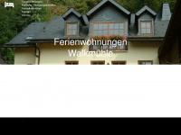 walkmuehle-mosel.de Webseite Vorschau