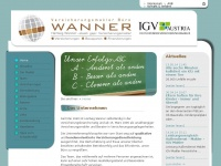 Wanner.co.at