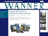 wanner-expert.ch Webseite Vorschau