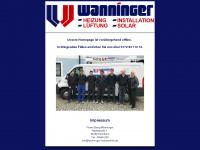 Wanninger-haustechnik.de