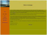 wano-wetterburg.de Webseite Vorschau