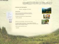 wansing.at Webseite Vorschau