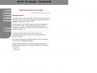 wansner-online.de Webseite Vorschau