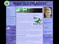 wansui-dragon.de Webseite Vorschau