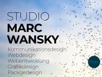 wansky.de Webseite Vorschau