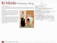 kiaikido-freiburg.de Webseite Vorschau