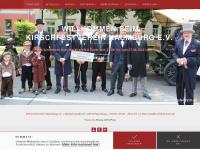 kirschfestverein.de Webseite Vorschau