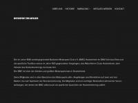bmc-hockenheim.de Webseite Vorschau