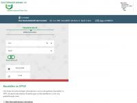 vrr.de Webseite Vorschau