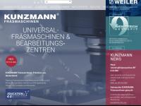 kunzmann-fraesmaschinen.de