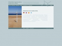 wka-rotorservice.de Webseite Vorschau