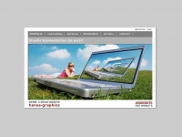 hanse-graphics.de Webseite Vorschau