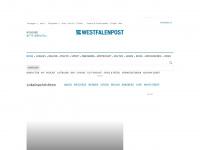 wp.de Webseite Vorschau