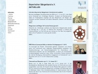 bayerischersaengerbund.de