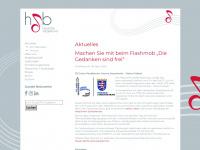 hessischer-saengerbund.de Webseite Vorschau