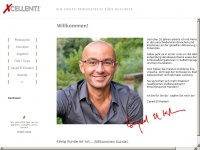 xcellent.de Webseite Vorschau