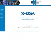 xcom.at Webseite Vorschau