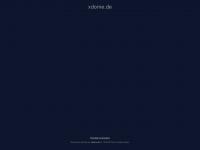 xdome.de Webseite Vorschau