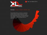 xdreamlight.de Webseite Vorschau