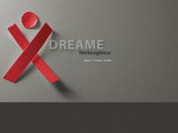 xdreame.de Webseite Vorschau