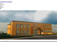 xhamia-kassel.de Webseite Vorschau