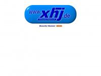 xhj.de Webseite Vorschau