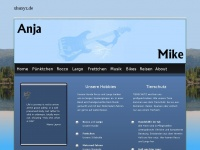 xhuxyz.de Webseite Vorschau