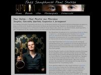 jazz-saxophonist.de