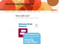 Dorfverein-haeutligen.ch
